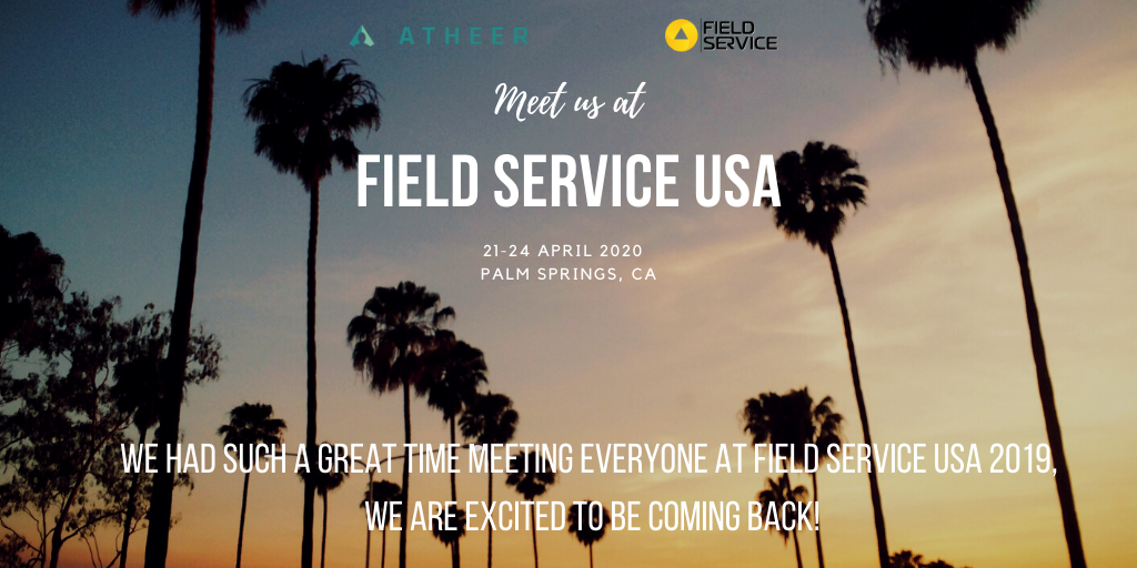 Field Service USA 2020