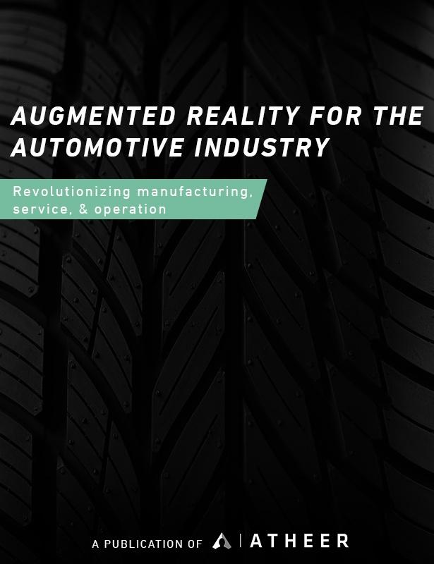 ar for automotive ebook cover